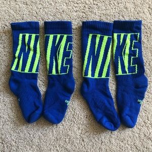 NIKE Kids' Unisex Everyday Cushion Crew Socks